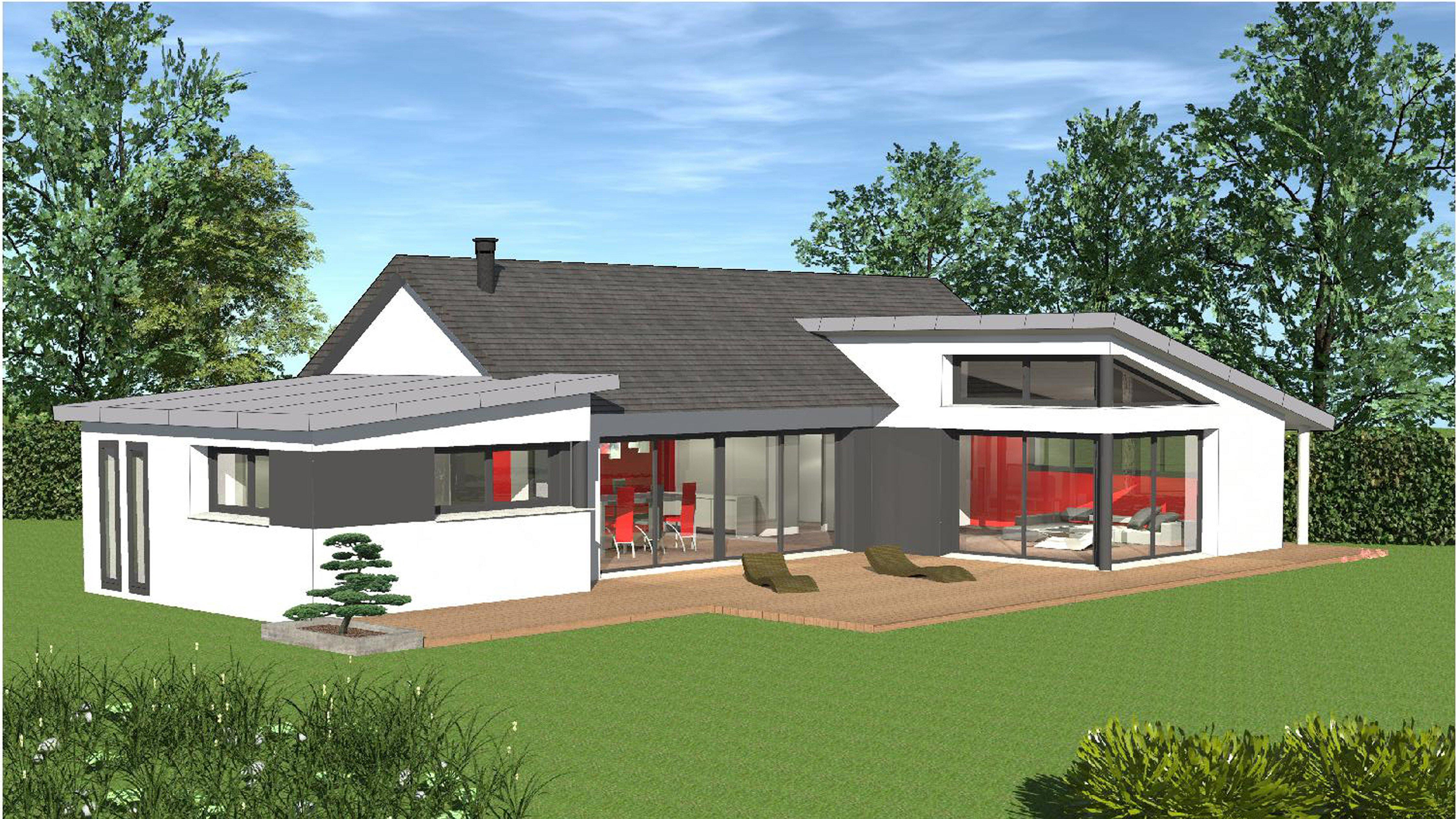 Construction De Maisons De Plain Pied A Quimper Dans Le Finistere